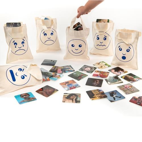 Feelings & Emotions Sorting Bags