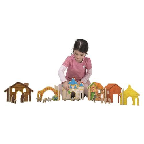 Happy Architect Fairy Tales