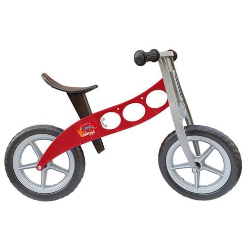 Cruiser Lightweight Balance Bike Red