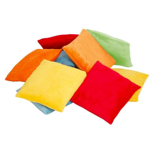 Pack of 10 Softies Cushions