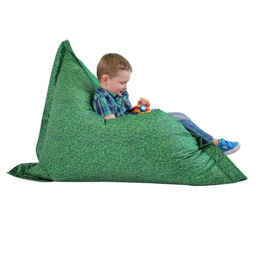 Learn About Nature Spring Grass Floor Cushion
