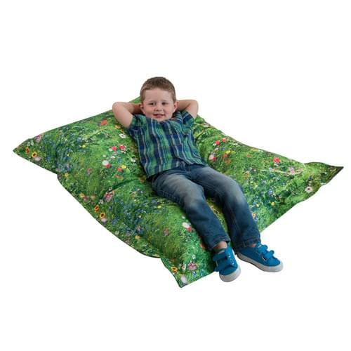 Learn About Nature Summer Meadow Floor Cushion