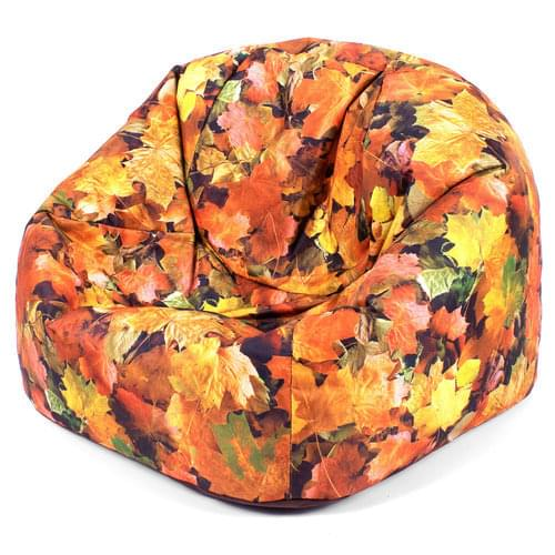 Learn About Nature Autumn Leaves Bean Bag
