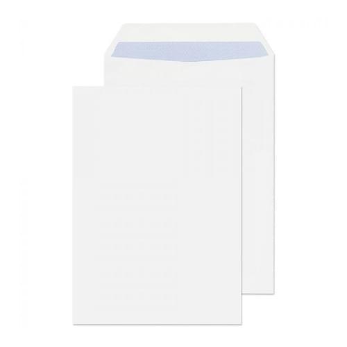 Super Saver 90gsm C5 Plain White Envelopes