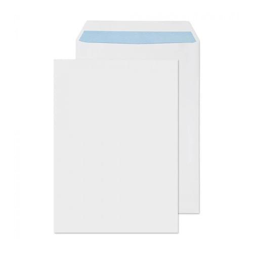 Super Saver 90gsm C4 Plain White Envelopes