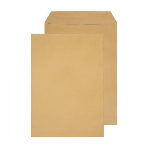 Super Saver 80gsm C4 Plain Manilla Envelopes
