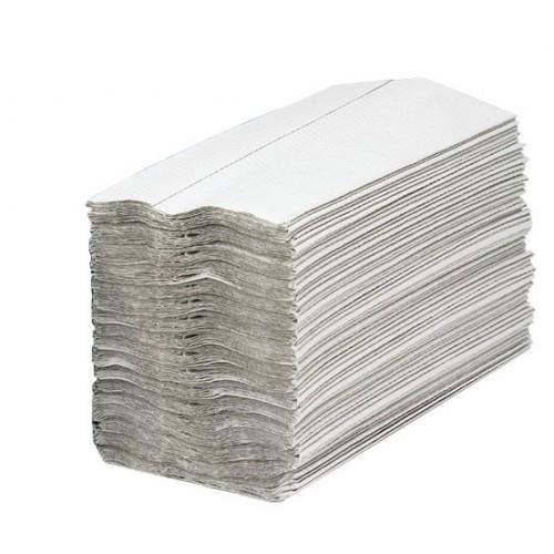 Super Saver C-fold Hand Towels White