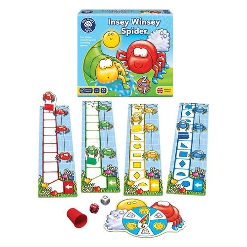 Orchard Toys Incey Wincey Spider Game