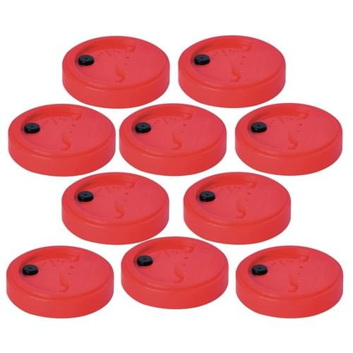 Talking Tins Red 40 Seconds Pk10