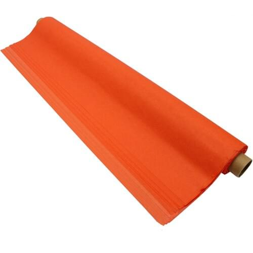 Orange Tissue Paper 762x508mm