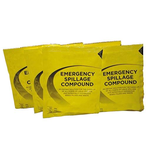 Emergency Clean-up Absorbent Sachets 40g Pk5