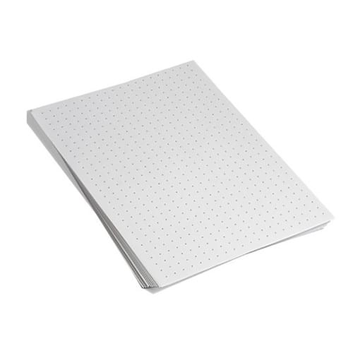 A4 Modern Maths Paper 10mm Square Dot Lattice 100 Sheets