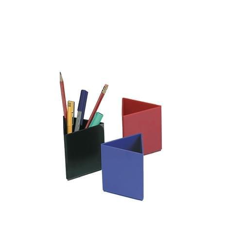 Handi Triangular Pots Assorted Colours Pk10