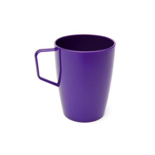 280ml/10oz Beaker with Handle Purple Pk10