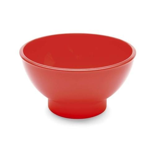 Round Sundae Dish Red Pk10