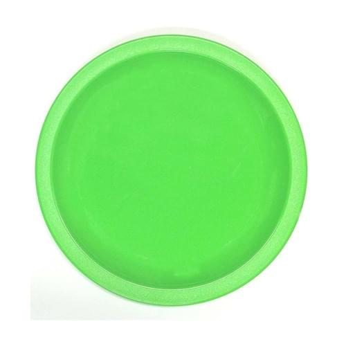 Narrow Rimmed Plate Lime Pk10