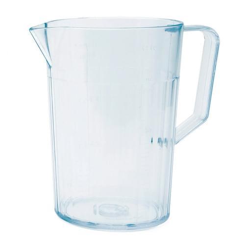 Antibacterial 750ml Polycarbonate Jug Clear