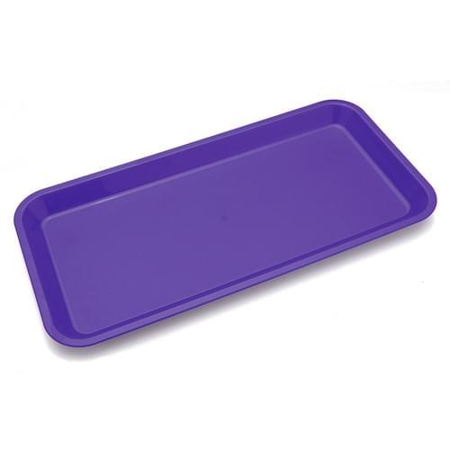 Antibacterial Individual Serving Platter Purple