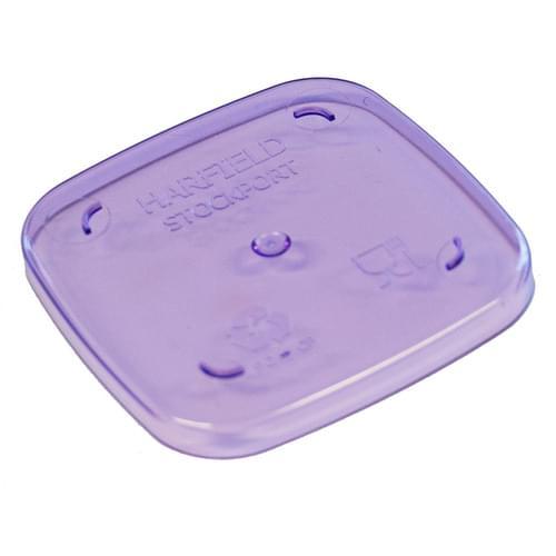 Dessert Pot Lid Translucent Purple