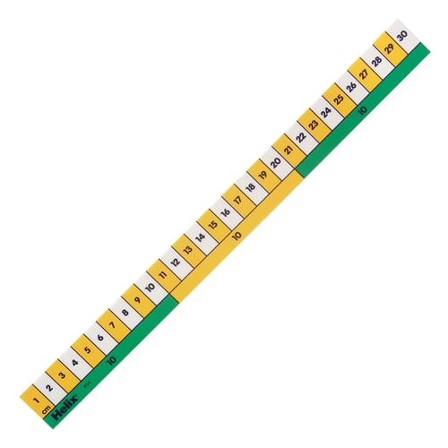 Helix 30cm Primary Ruler Pk10