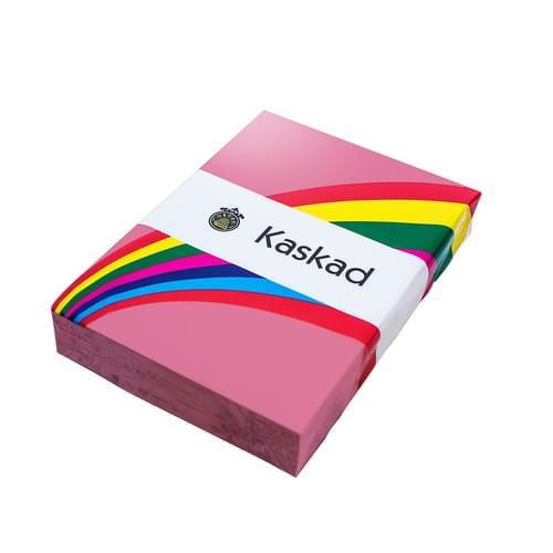 Kaskad Coloured Card Bullfinch Pink A4 160gsm