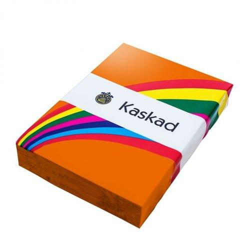 Kaskad Coloured Paper Fantail Orange A3 80gsm
