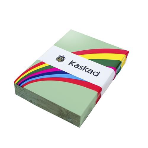 Kaskad Coloured Paper Leafbird Green A3 80gsm