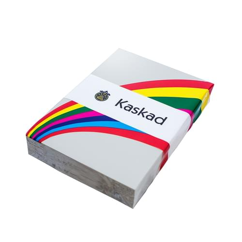 Kaskad Coloured Paper Sparrow Grey A4 80gsm