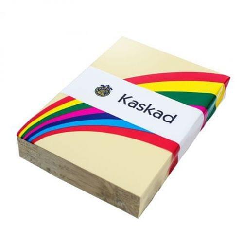 Kaskad Coloured Card Eider Vellum A4 160gsm