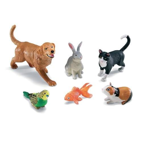 Jumbo Pets 6 Piece Set