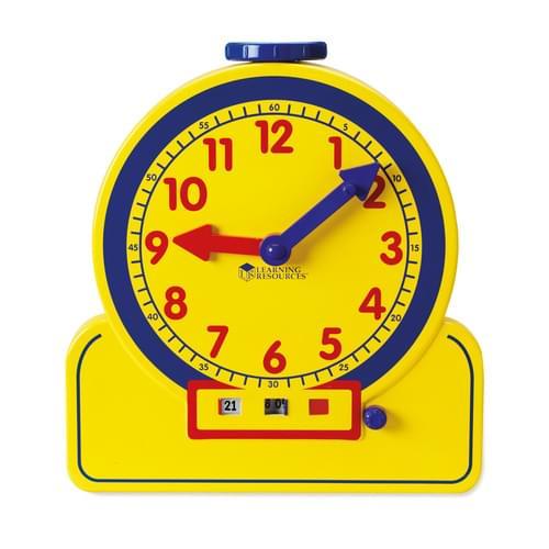 Primary Time Teacher 24-Hour Demonstration Clock