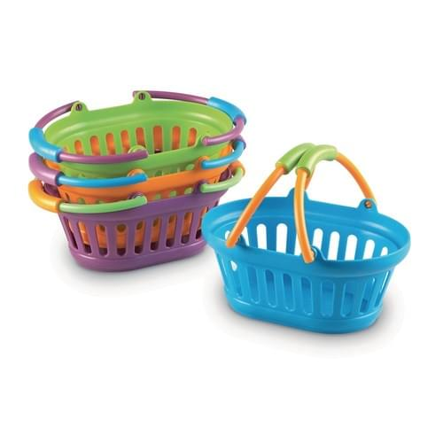 New Sprouts Stack of 4 Baskets