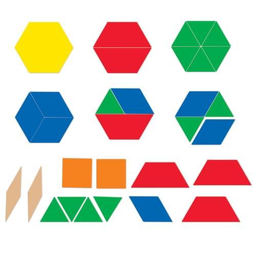 Giant Magnetic Pattern Blocks