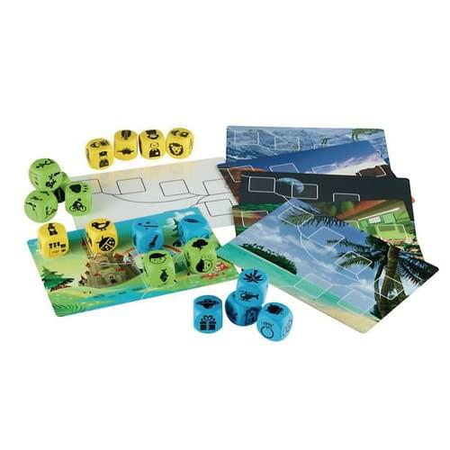 Plot Blocks Story Building Activity Set