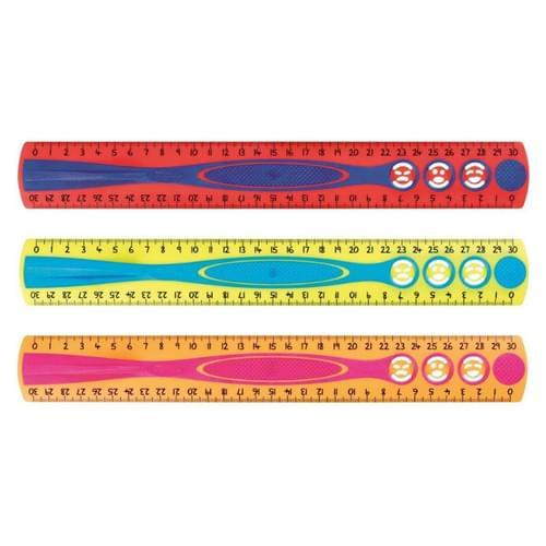Maped Kidy Grip 30cm Ruler
