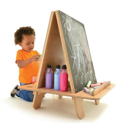 WriteOn Toddler Desktop Art Easel