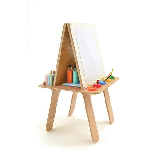 WriteOn 2 Sided Junior Art Easel Size 2