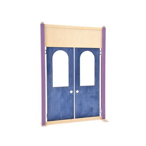 Double Door Role Play Panel