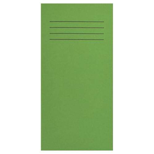 Rhino Vocabulary Books 8x4in 8mm Ruled Light Green 32 Pages