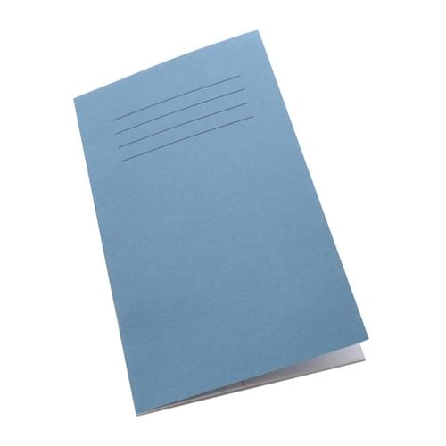 Rhino Vocabulary Books 6.5x4in 7mm Ruled Light Blue 48 Pages