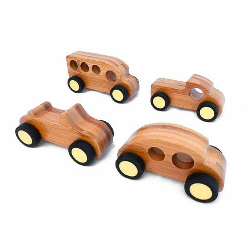 Block Play Vehicles