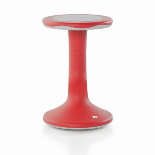 Tilo Motion Stool 45cm Red