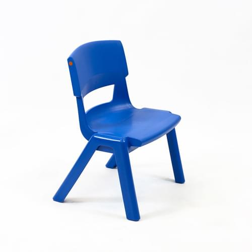 Postura+ Chair Size 1 Seat H260mm Ink Blue