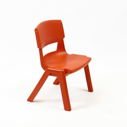 Postura+ Chair Size 1 Seat H260mm Poppy Red