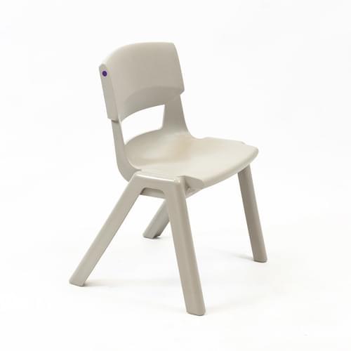 Postura+ Chair Size 2 Seat H310mm Ash Grey