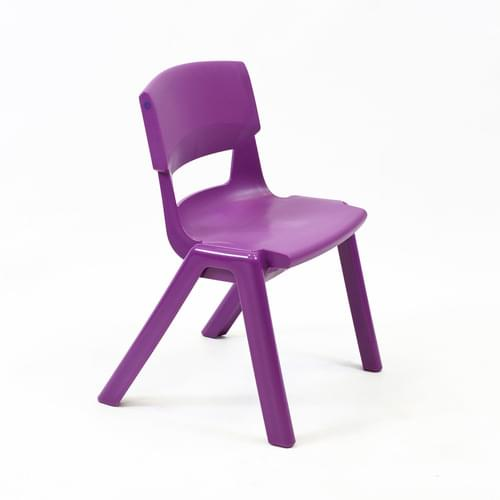 Postura+ Chair Size 2 Seat H310mm Grape Crush