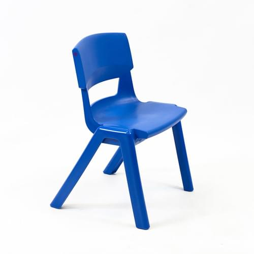 Postura+ Chair Size 2 Seat H310mm Ink Blue