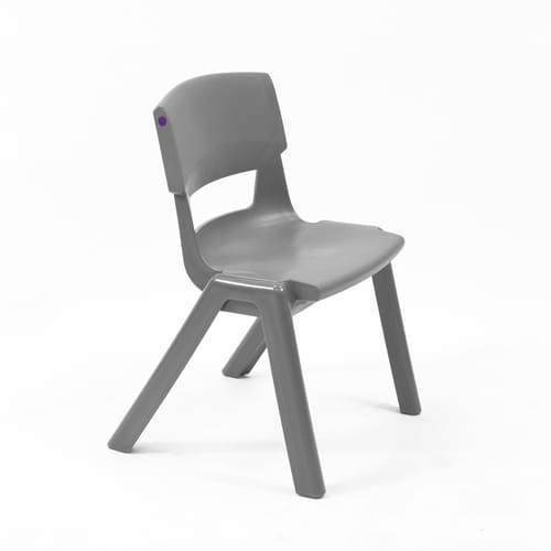 Postura+ Chair Size 2 Seat H310mm Iron Grey