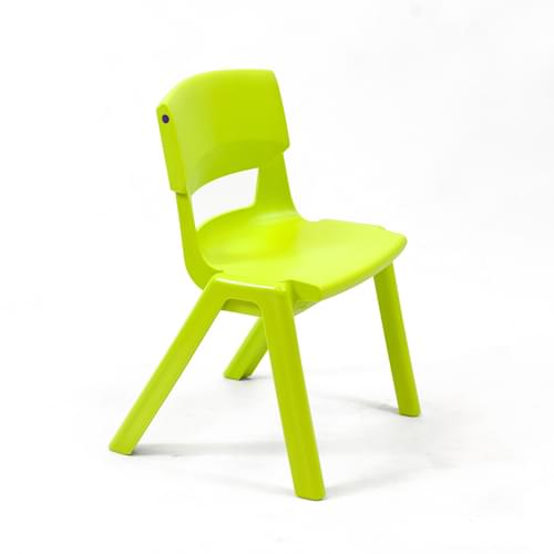 Postura+ Chair Size 2 Seat H310mm Lime Zest