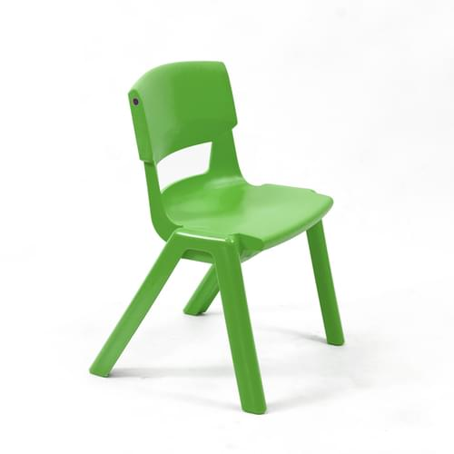 Postura+ Chair Size 2 Seat H310mm Parrot Green